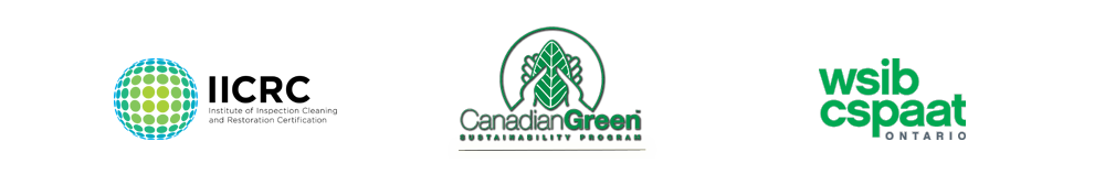 Canadian Green Sustainability Program | IICRC | WSIB CSPAAT